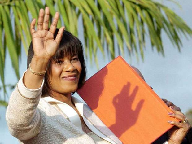 Portia Signals Departure from PNP Presidency