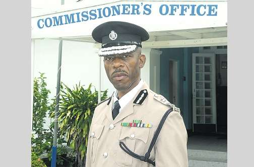 Police Commissioner to Step Down January 6, 2017