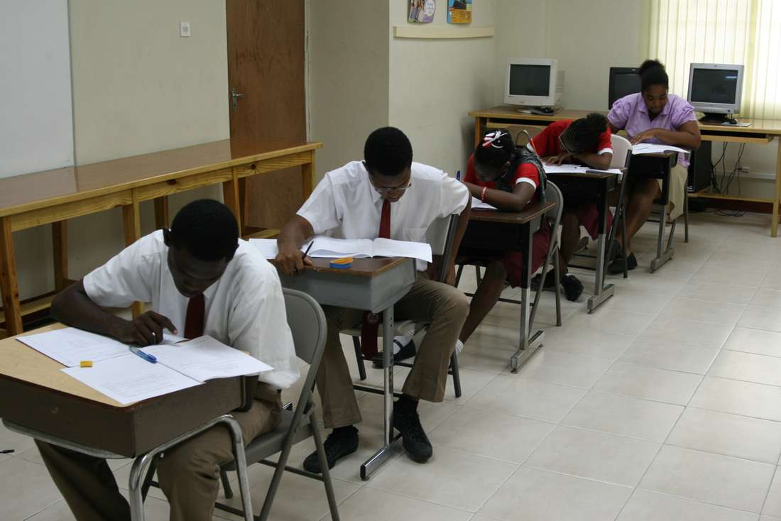 CSEC Achievers Encourage Others to be Dedicated in Their Pursuit of Excellence