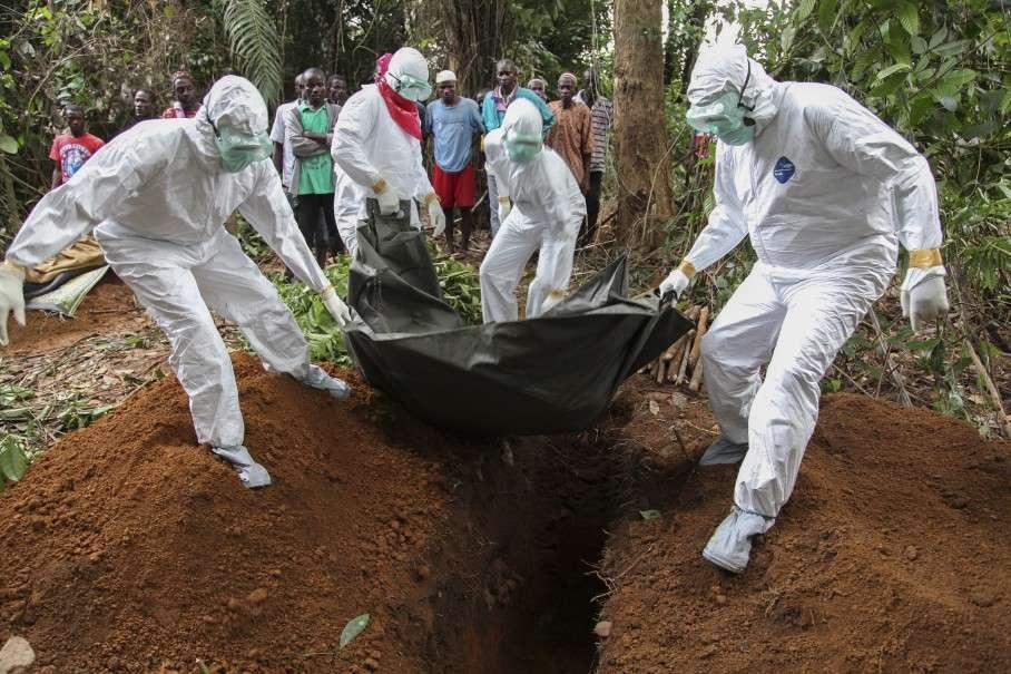 Funeral Directors' Ebola Role