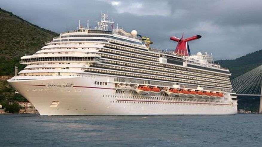 Belize Blocks Cruise Liner