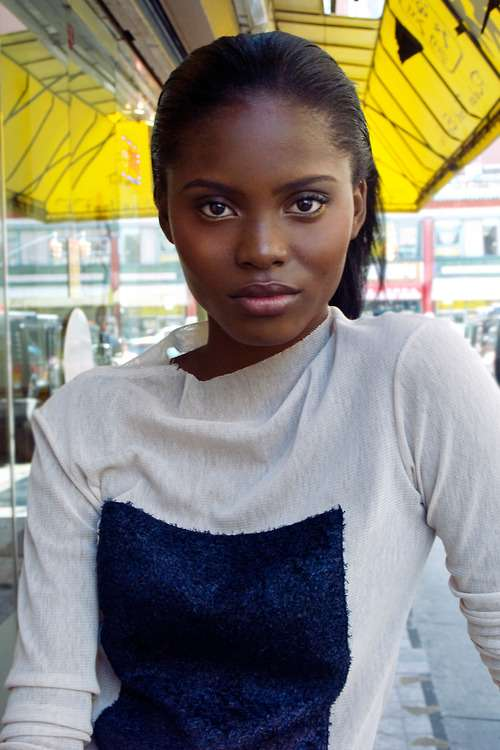 Jamaican Model Cries Foul