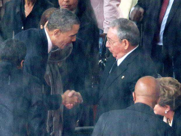 US-Cuba Relations Thawing