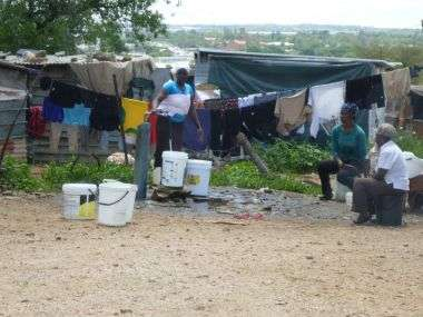 Regularizing Informal Settlements