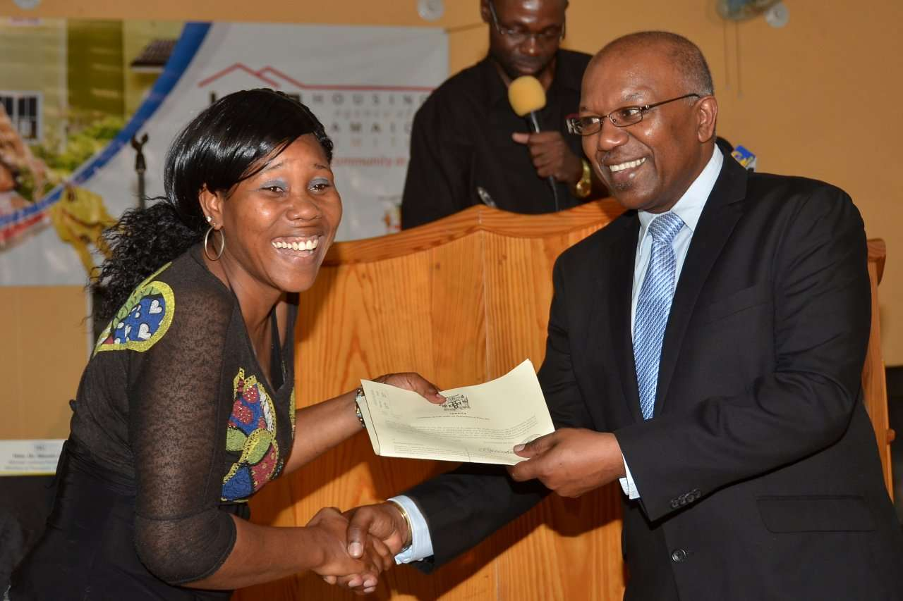 More than 45,000 Land Titles to be Delivered