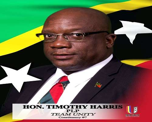 St. Kitts PM Sworn In