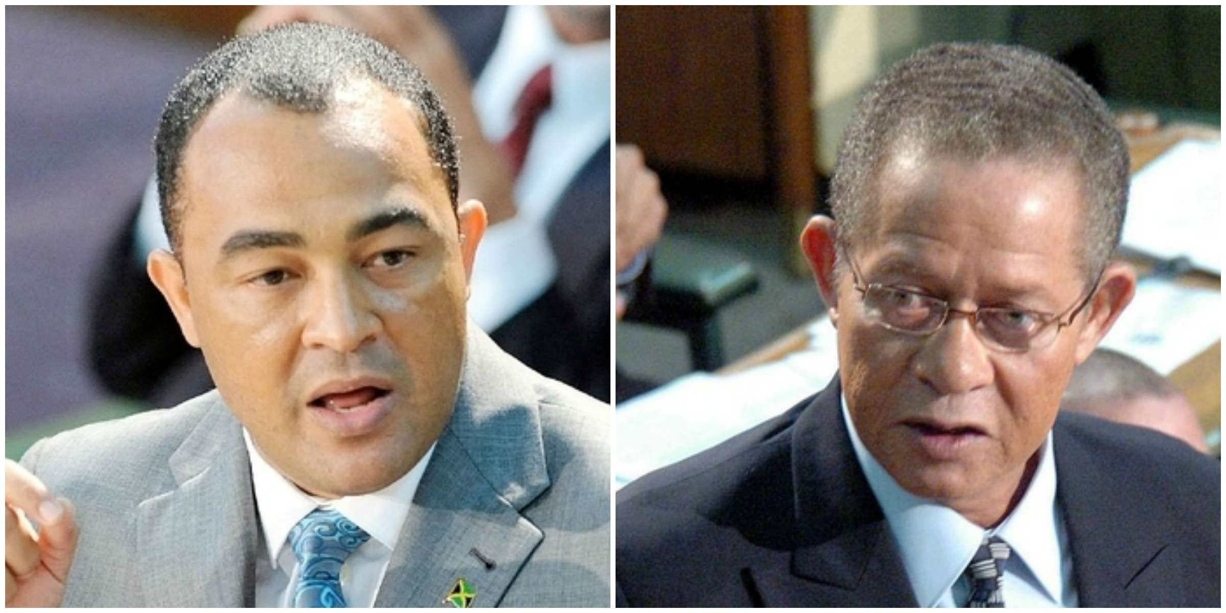 Tufton, Golding Call for Review of 'No-user fee' Policy