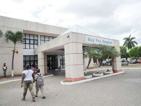 Emergency Status Lifted at May Pen Hospital