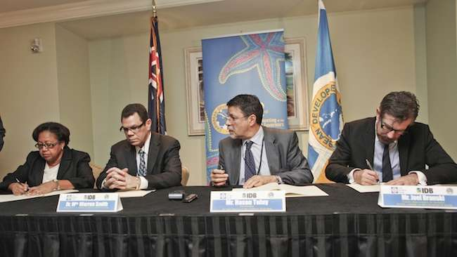 CDB Projects Growth for Caribbean Economies