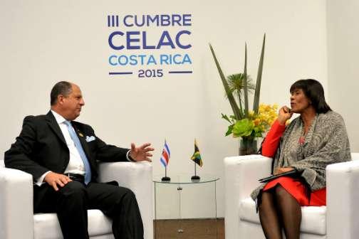Jamaica to Help Costa Rica Establish Local Gov't