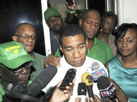 Holness Assassination Claims Were Fabricated, Police Says