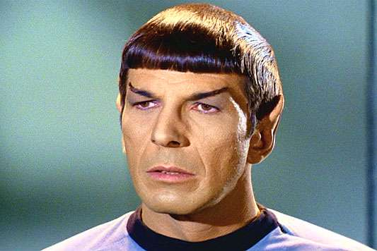 Leonard Nimoy, Star Trek's Mr Spock, dies at 83