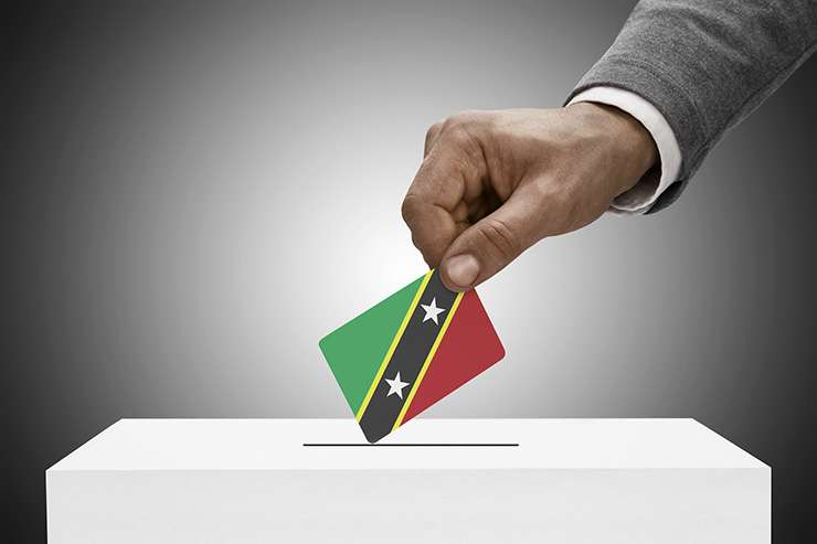 St. Kitts & Nevis Election Results Suspended