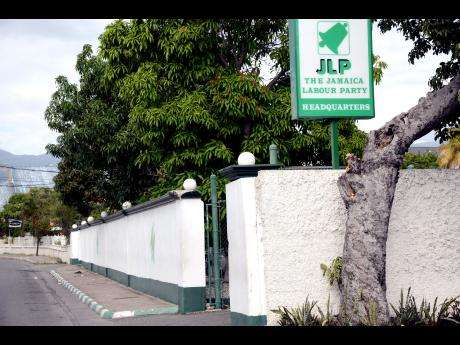 Police Cool Tempers at JLP Meeting
