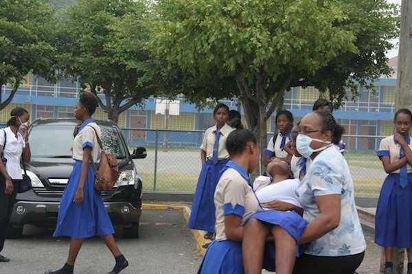 On Eve of GSAT: Schools Still Battle Riverton Smoke