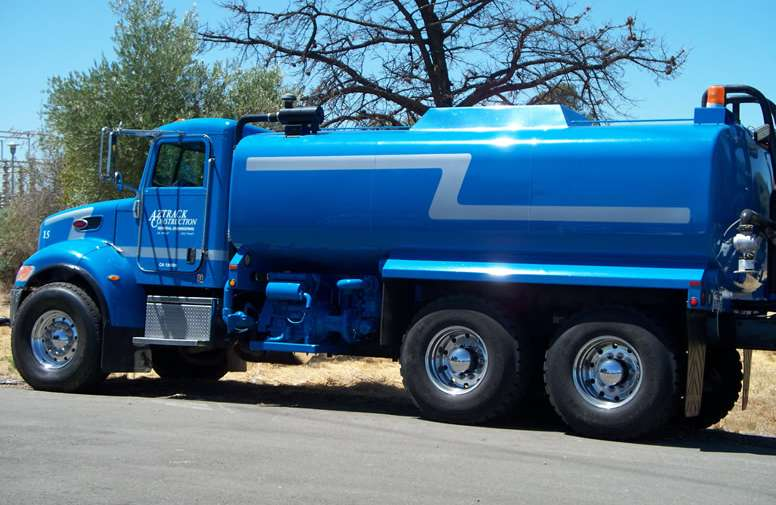 Half a Billion in Trucked Water