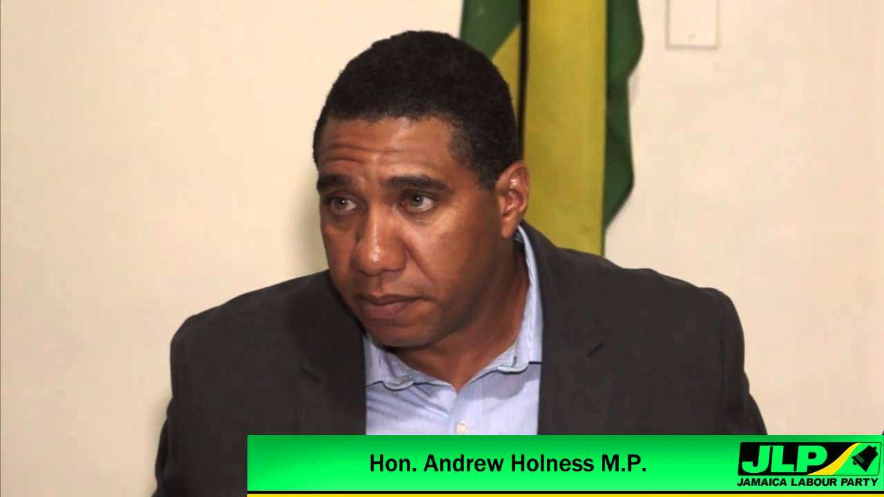 20/21 JLP MPs Locked in Meeting to Determine Holness' Fate
