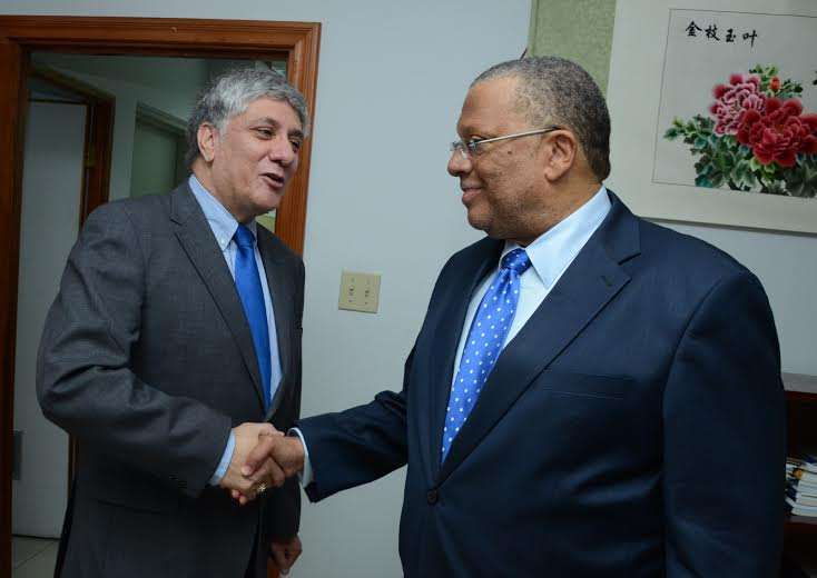US Ambassor Praises Jamaica's Economic Reform Measures