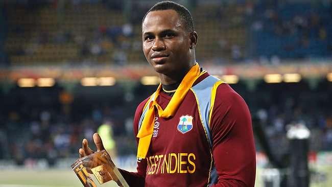 West Indies v England: Samuels Half-century Rescues 1st Innings