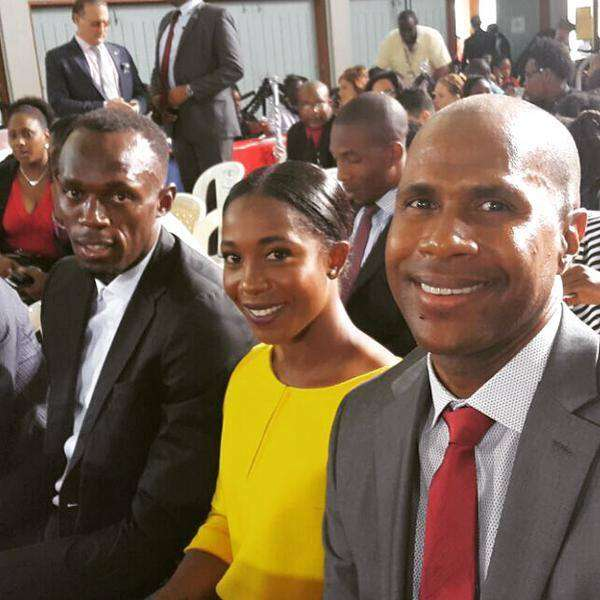 Obama Honoured to be in Bolt, Pryce's Presence :: Audio