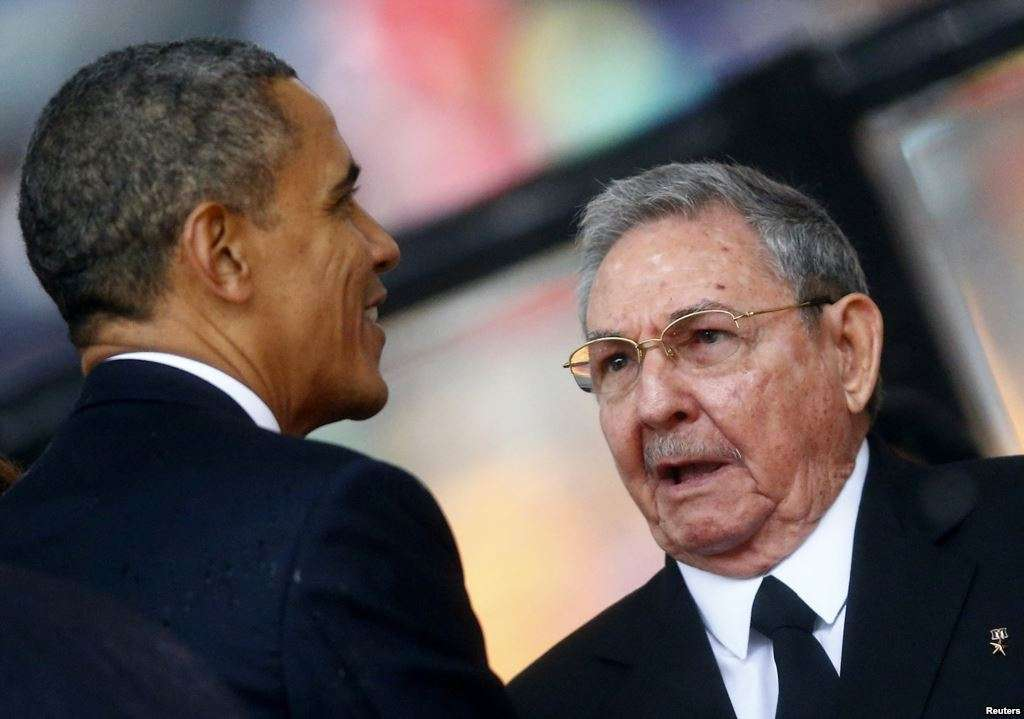 Obama & Raul Castro to Dialogue at Summit of the Americas