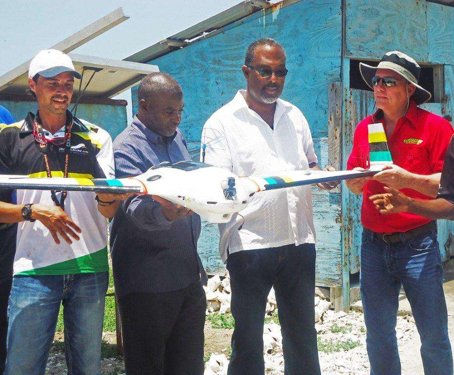 Fisheries Ministry Launch Drone Project to Deter Illegal Fishing