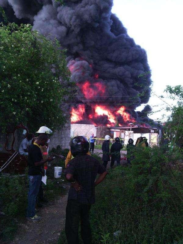 No Fire At Riverton – Arscott