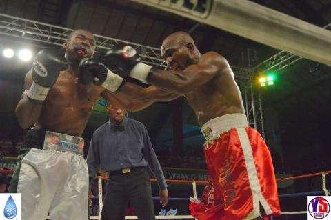 Tsetsi Warns Fighters