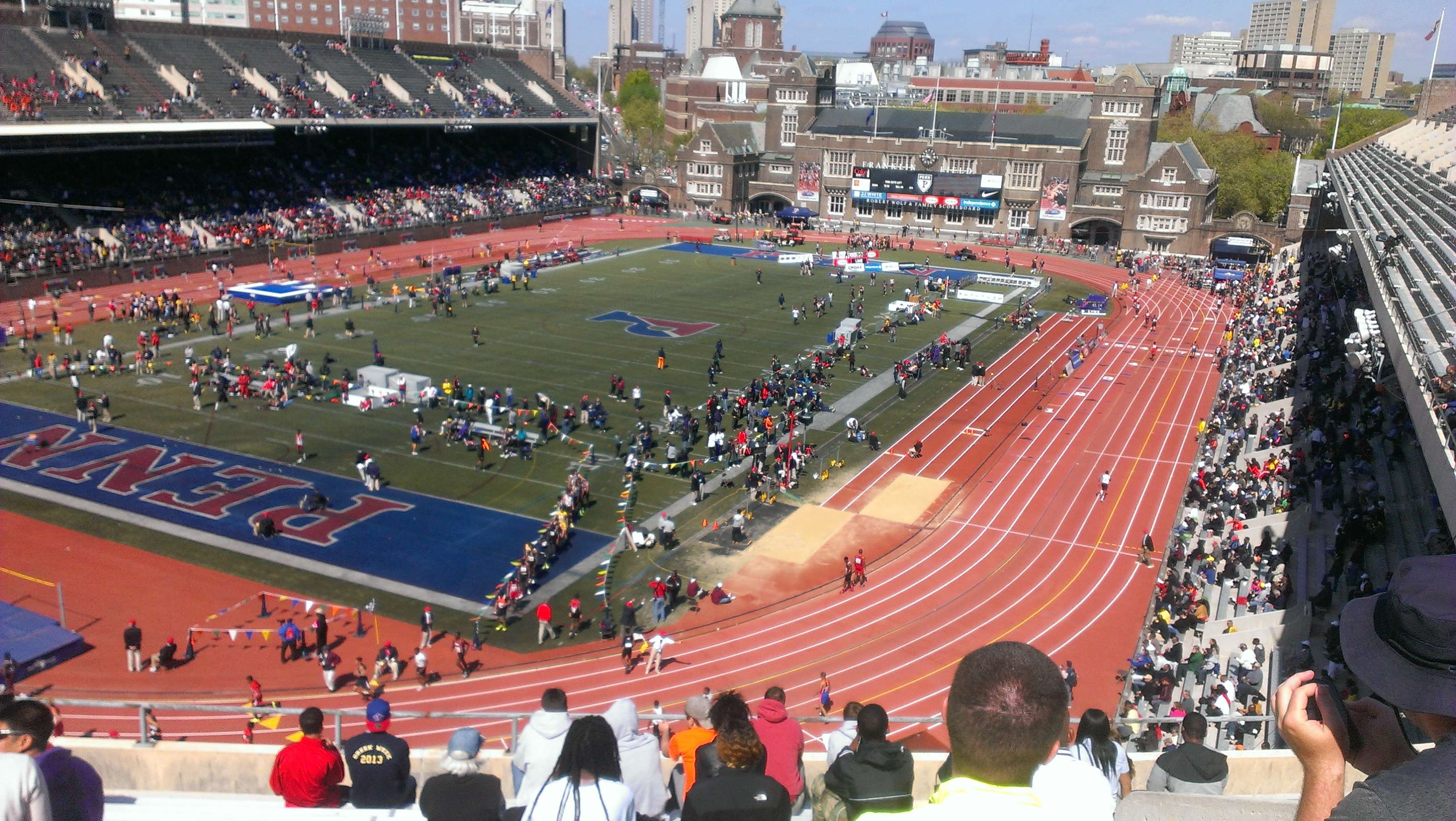 Edwin Allen, St. Jago Heads into Penn Relays with Fastest Times