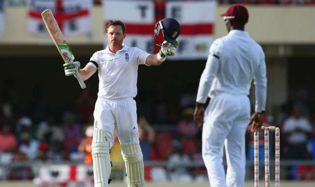 England Reaches 341/5 at Stumps Against West Indies