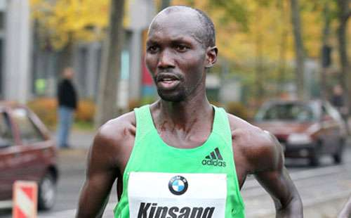 Kipsang Angry Over Suspension of Agent