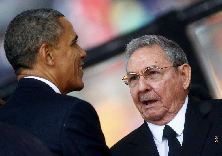 All Eyes on Obama & Castro at Summit of the Americas