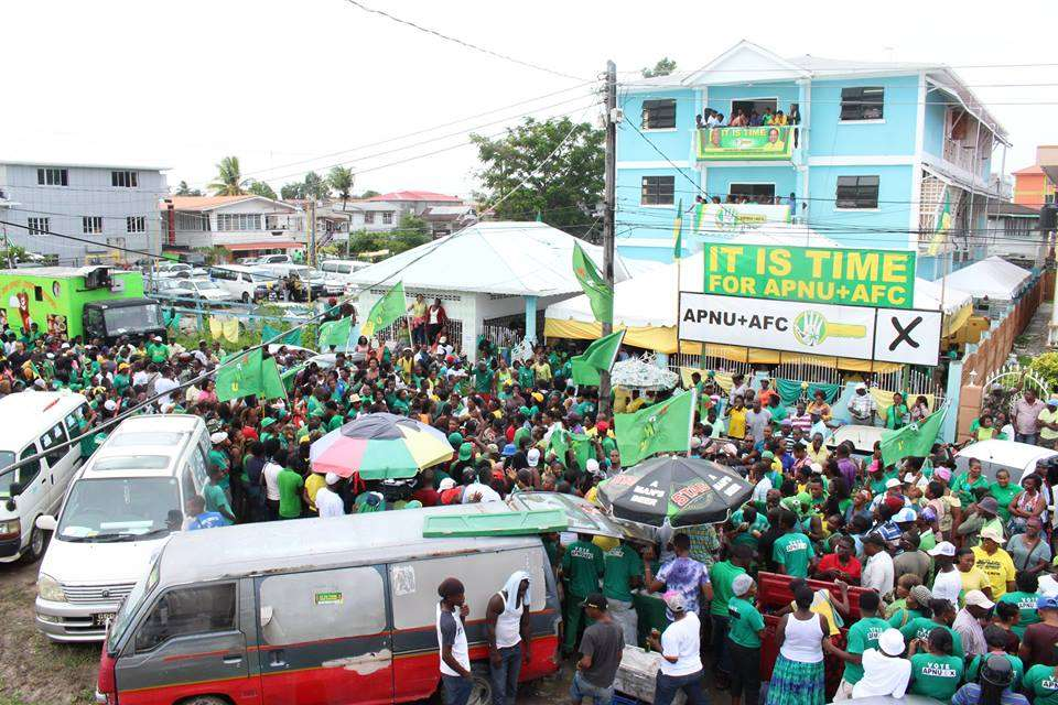 Opposition Coalition Wins Guyana Election
