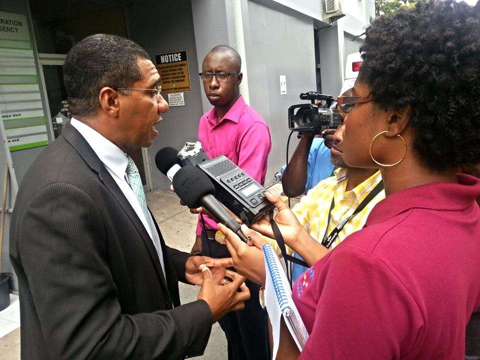 'Not Enough Time!' – Holness
