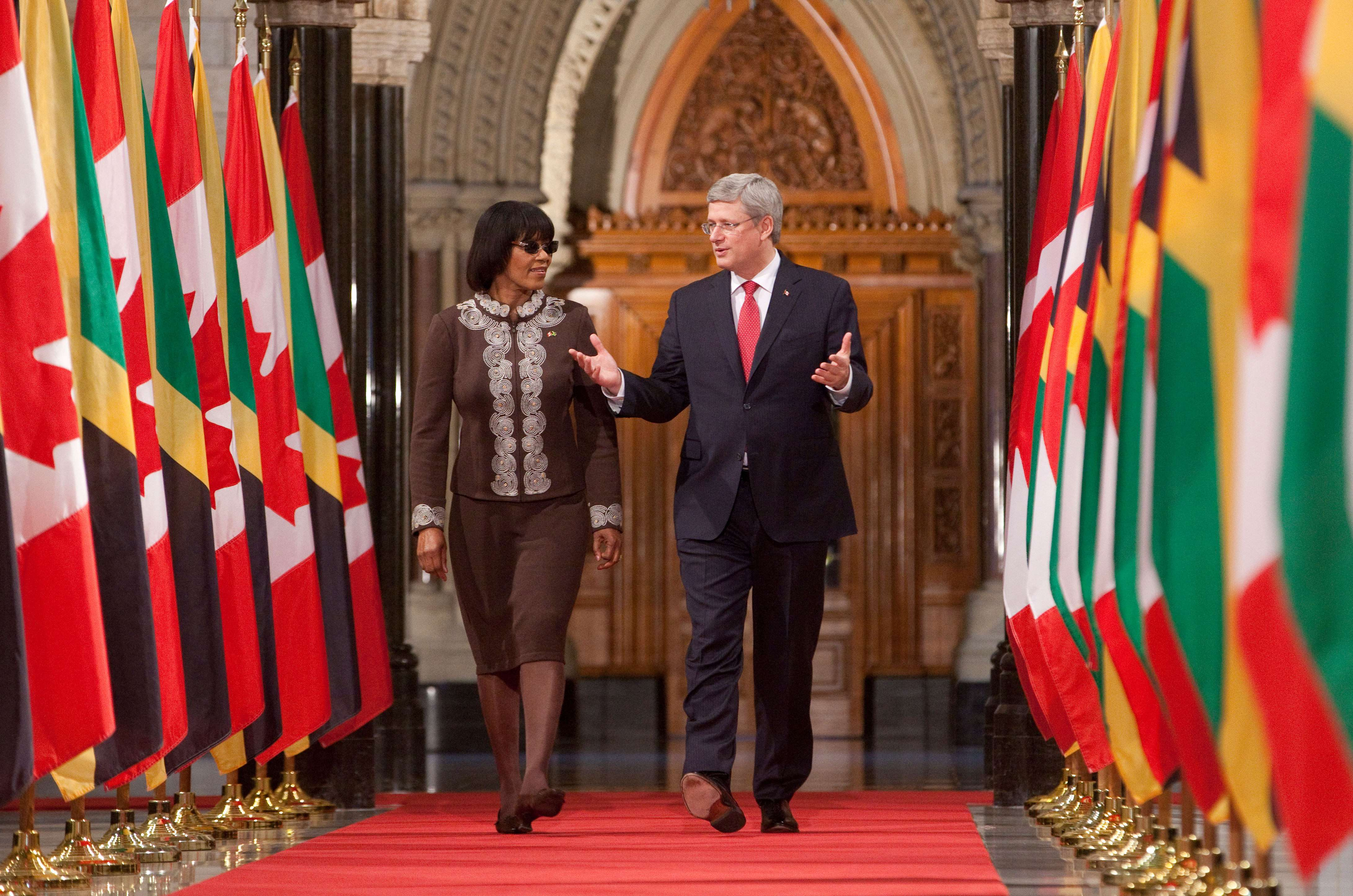 Jamaica Seeks to Deepen Trade, Financial & Investment Relations with Canada