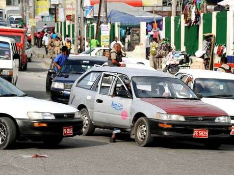 Taxi Operators in Clarendon, Manchester & St. Elizabeth to Withdraw Services Tomorrow