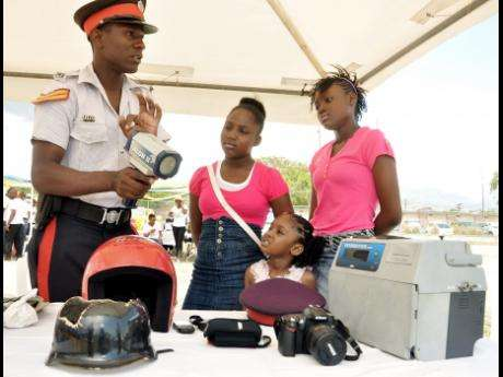 Police Look to Public Education Campaign to Stem Increasing Road Fatalities