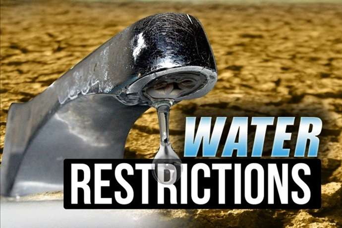 Increased Water Restrictions for Kingston & St. Andrew
