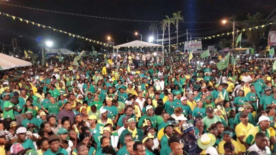 In Guyana, The Ruling Party Has Been Unseated After 23-year Grip