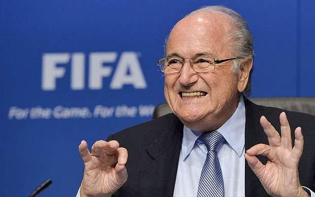 Blatter Quits FIFA Amid Corruption Scandal