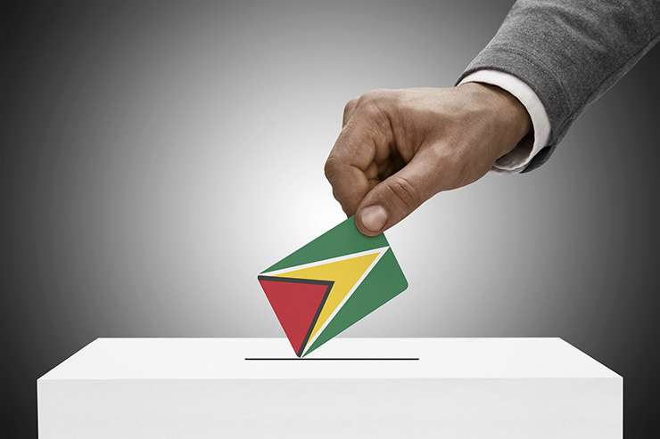 Guyana Votes in General Election Today : Opposition Parties Form Coalition to Oust Incumbent