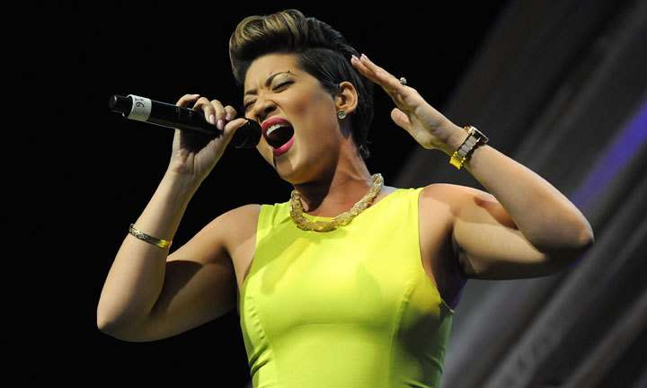 EXCLUSIVE: Tessanne on Motives Behind New Single 'Fire'