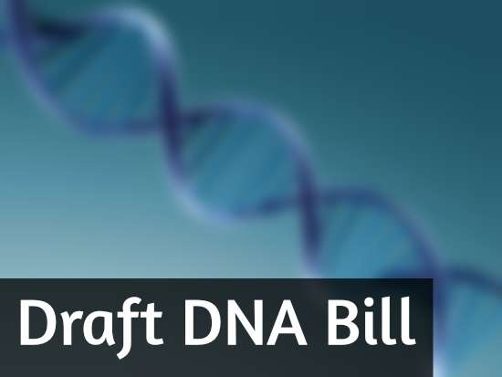 Shields Urges Parliament to Pass DNA Law Regulations