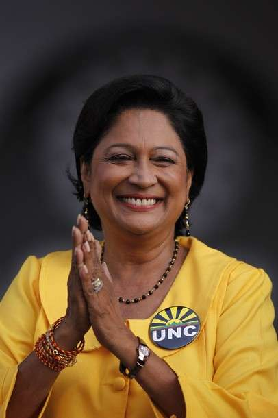 Victory for Kamla!