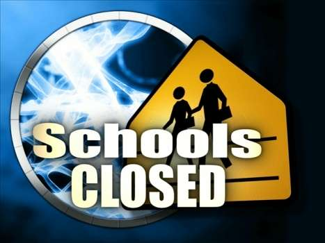 Heavy Rainfall Results in School Closures