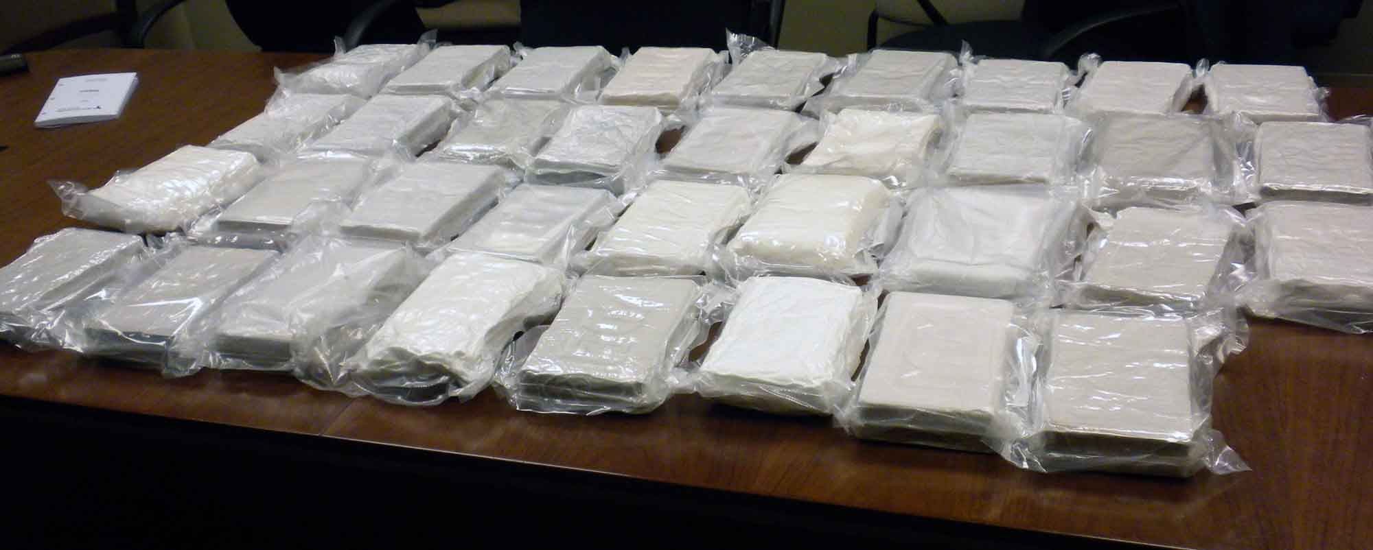 Major Cocaine Bust at Wharves