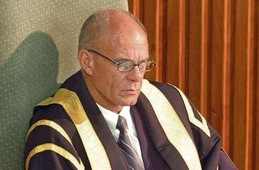 Peart Blasts Burke Over Handling of PNP Campaign Finance Scandal