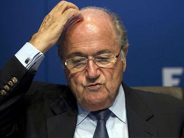 Sepp Blatter Quits FIFA