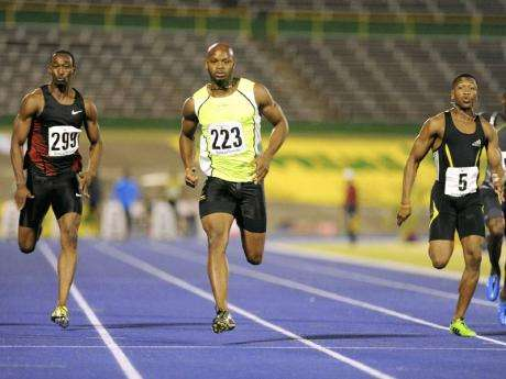 Men's 100m, a MUST see
