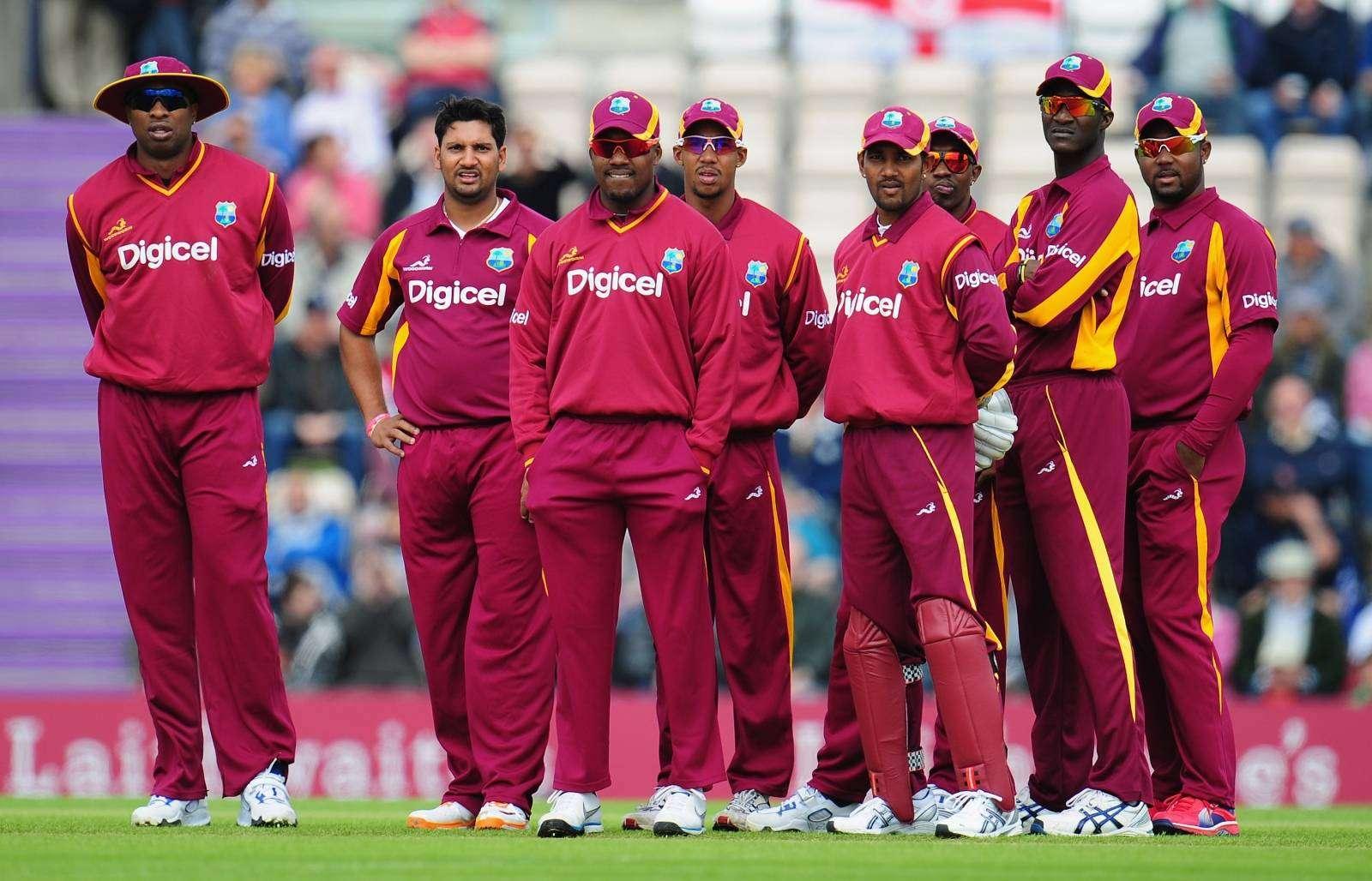West Indies targeting sweep against Afghanistan.